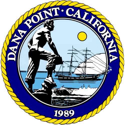 Seal of Dana Point, California