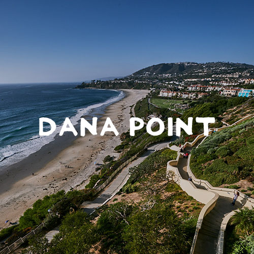 Shop, Eat, Sleep, Repeat in Dana Point