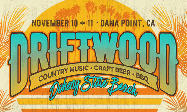 Win Tickets to the 2018 Driftwood Festival in Dana Point