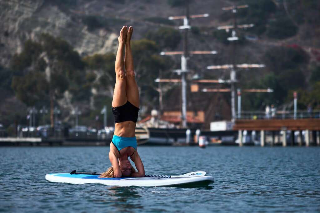 dana point paddleboarding