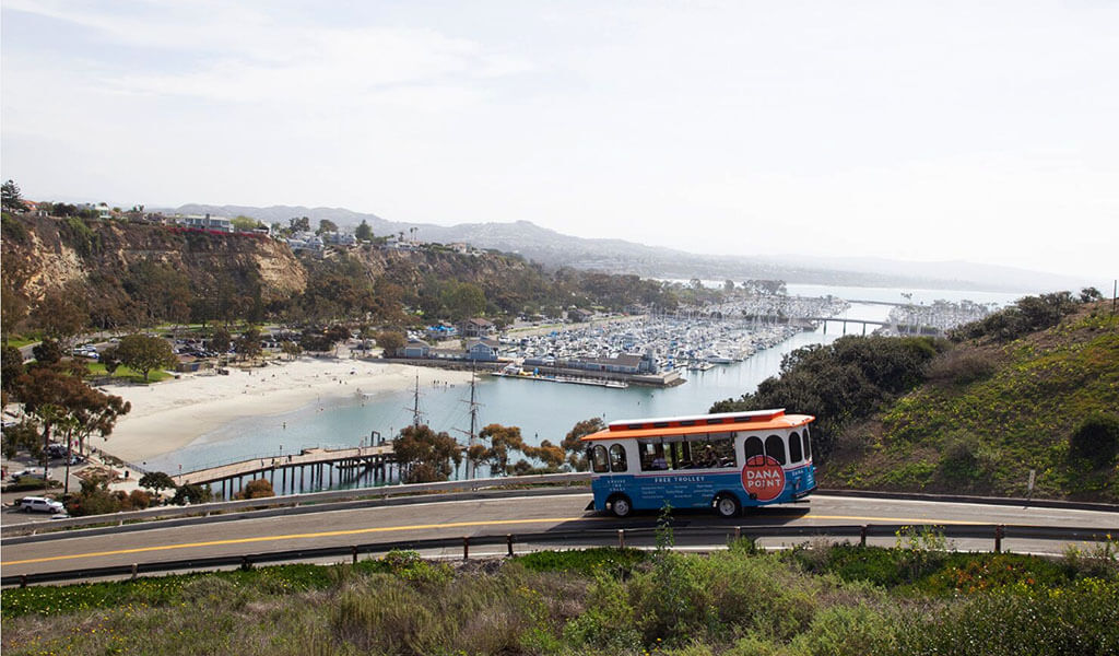 Dana Point Trolley
